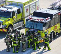 Union officials question findings of Fla. county-funded study on firefighters' morale