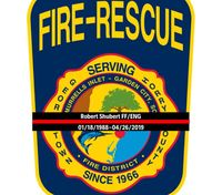 SC firefighter killed in off-duty motorcycle crash; area departments mourn