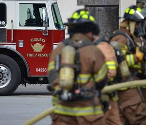The Augusta Fire Department has been sent at least three letters of complaint from the local firefighters association stating concerns about safety. (Photo/AFD)