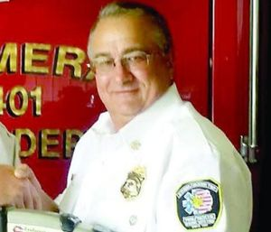 Clay Shidler, 60, of Hymera, was a 31-year member of the fire department and volunteered for many community organizations. (Photo/FD)