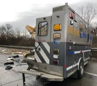 How to avoid, survive an ambulance collision