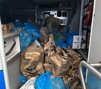 Pa. mail carriers, EMS unite to help feed community