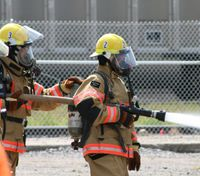 Can firefighter training be too aggressive?