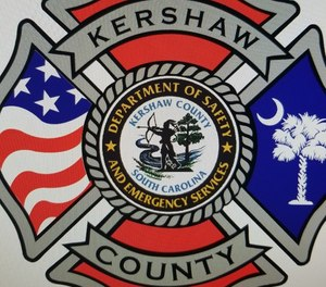(Photo/Kershaw County Fire Service)