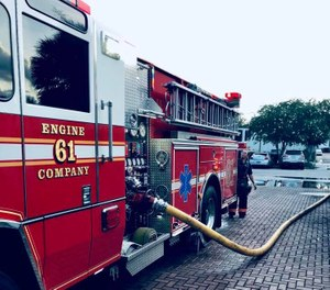 The fire department is doubling the verification of inventory, proximity cards and has changed the keys limiting access to the sedative inventory. (Photo/Winter Park Fire-Rescue Department)
