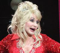 Dolly Parton donates $200K to 8 volunteer fire departments