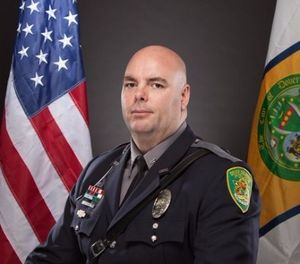 Cpl. Thomas Hannon, 42, died early in the morning of Friday, Sept. 1. (Photo/Dover Police)