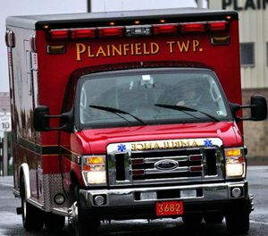 The Emergency Medical Services division of the Plainfield Township Volunteer Fire Department is closing, adding to a growing list of EMS providers forced to close over the years because of shortage of volunteers. (Photo/Plainfield Township Volunteer Fire Company Facebook)