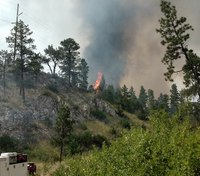 FEMA grant to help pay volunteer FFs that fought Mont. fire
