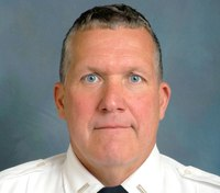 FDNY Lt. Brian Sullivan suffered a fatal heart attack after shift
