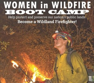 The women who participate in the camps will also be given information about how to apply for seasonal firefighting jobs within government agencies. (Photo/US Forest Service - Cibola National Forest & National Grasslands)