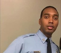 Va. police search for missing firefighter