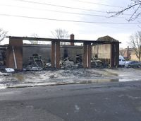 Ambulance service seeks help after fire destroys headquarters