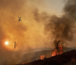 Education can help the public to understand the implications of foolish acts that can start major fires and refrain from such activities. (Photo/AP)