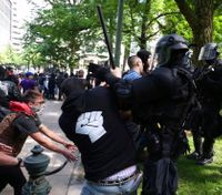 After violence, Calif. debates classifying 'antifa' as a street gang