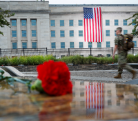 Photos: U.S. marks 9/11 with somber tributes