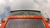 2 Austin firefighters suspended after damaging equipment