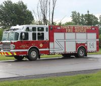 Fire department union threatens legal action over battalion chief job