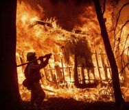 GIS technology aids in effective response to California wildfires