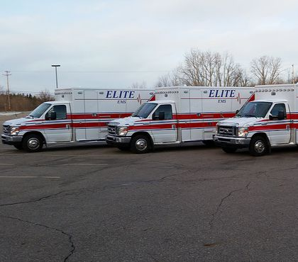 Suspect faces multiple charges in Mich. ambulance theft