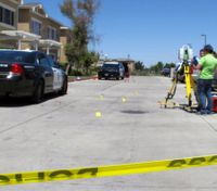 Struggle leaves 2 Calif. officers wounded, suspect dead