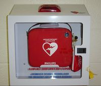 AEDs: 5 ways to pay for and place lifesaving devices in public places