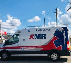 Owensboro and Daviess Fiscal Court approved an agreement with the new medical transport company last month. (Photo/ American Medical Response)