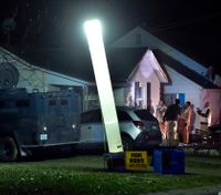 Mo. police sent to wrong address before officer was slain