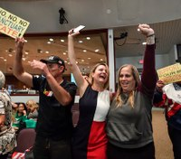 Calif. county votes to join fight against state's sanctuary law