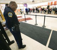 Study: Armed security officers are on the rise in US schools
