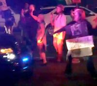 Sheriff: Deputy likely didn't realize he hit protester