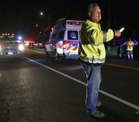9 Conn. officers injured in explosion at standoff