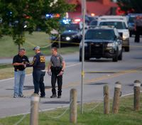 Police: Armed civilians kill gunman after 3 shot at Okla. restaurant