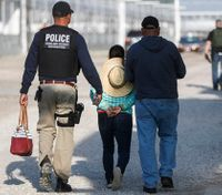 Immigration agents arrest 114 in landscaper sting