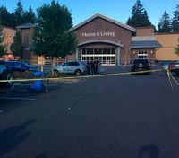 Bystander fatally shoots gunman who wounded 2 at Walmart store
