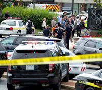 Police: Newspaper gunman worked methodically, blocked exit