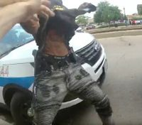 Video: Armed man flees, reaches for waist in fatal Chicago OIS