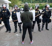 ICE union slams Portland mayor over protest, asks for police protection