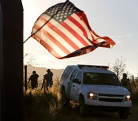 Extradited suspect pleads not guilty in border agent slaying