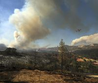 Death toll from Calif. wildfire rises to 7