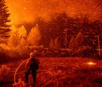 Calif. utility company proposes wildfire safety measures