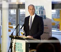 Prince William speaks out about stress of being air ambulance pilot
