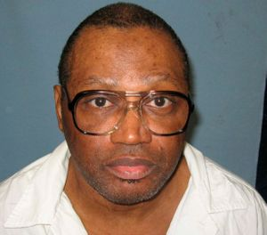This undated file photo provided by the Alabama Department of Corrections shows inmate Vernon Madison. (Alabama Department of Corrections, via AP, File)