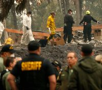 Northern Calif. death toll climbs to 63; 631 missing