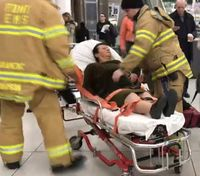 NY EMS treat 30 injured during severe turbulence