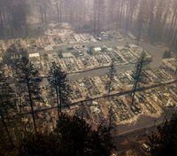 Using data to pinpoint Calif. houses threatened by wildfire