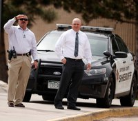 Woman who threatened Columbine found dead after manhunt