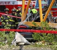 'Terrifying': 4 dead after crane falls on busy Seattle street