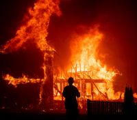 Fire officials: PG&E equipment sparked deadly Calif. fire