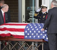 Video: Fallen firefighter remembered as selfless public servant